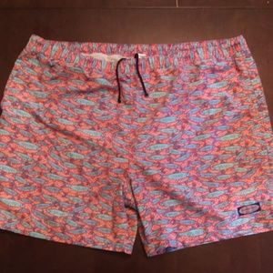 Vineyard Vines Men (2XL/XXL) Chappy Swim Trunks